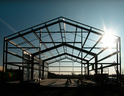 affordable steel buildings