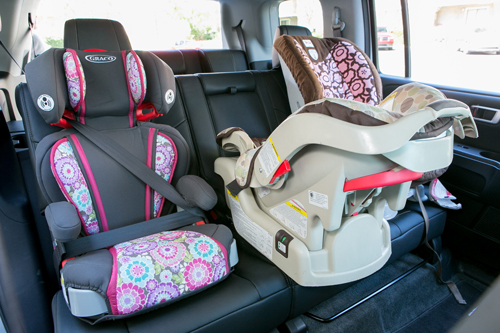Auto Seating To Your Baby