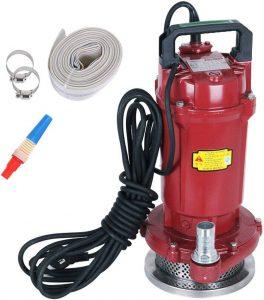Water pumping machine