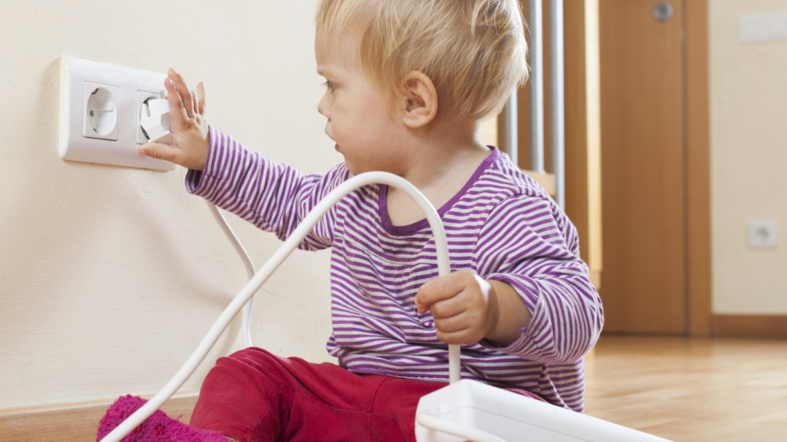 Bringing Home Baby Proofing Your House