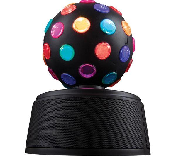 disco lights speakers